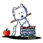 Back To School Westie