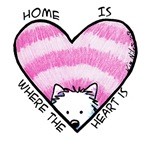 Home is...Heart