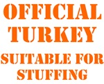THANKSGIVING -- Who is the Official Turkey?
