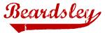 Beardsley (red vintage)