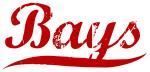 Bays (red vintage)
