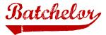 Batchelor (red vintage)