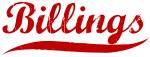 Billings (red vintage)
