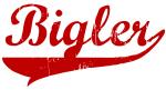 Bigler (red vintage)