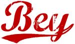Bey (red vintage)