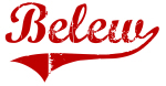 Belew (red vintage)