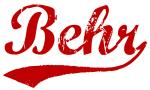 Behr (red vintage)