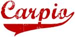 Carpio (red vintage)