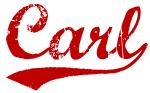 Carl (red vintage)