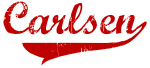 Carlsen (red vintage)