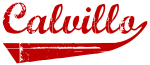 Calvillo (red vintage)