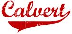 Calvert (red vintage)