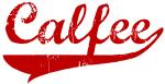 Calfee (red vintage)