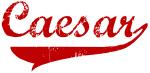 Caesar (red vintage)