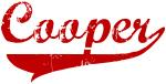 Cooper (red vintage)