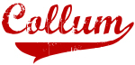 Collum (red vintage)