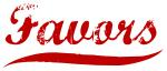 Favors (red vintage)