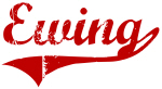Ewing (red vintage)