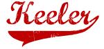 Keeler (red vintage)