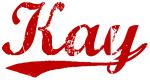 Kay (red vintage)