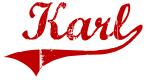 Karl (red vintage)