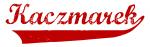 Kaczmarek (red vintage)