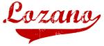 Lozano (red vintage)