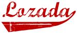 Lozada (red vintage)