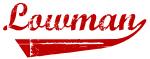 Lowman (red vintage)