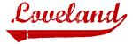 Loveland (red vintage)