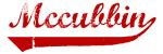 Mccubbin (red vintage)