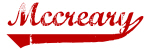 Mccreary (red vintage)