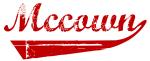 Mccown (red vintage)