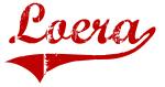 Loera (red vintage)