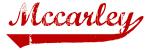 Mccarley (red vintage)