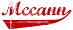 Mccann (red vintage)
