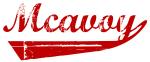 Mcavoy (red vintage)