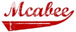 Mcabee (red vintage)