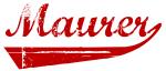 Maurer (red vintage)