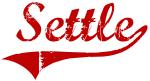 Settle (red vintage)
