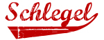 Schlegel (red vintage)
