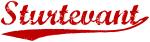 Sturtevant (red vintage)