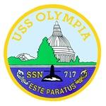 USS Olympia SSN 717 Navy Ship