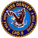 USS Denver LPD-9 Navy Ship