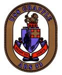 USS Grapple ARS 53 US Navy Ship