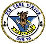 USS Carl Vinson CVN 70 US Navy Ship