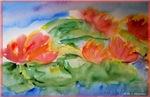 Waterlilies! Art!