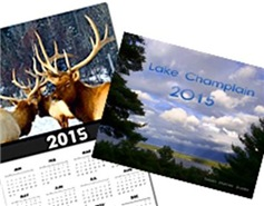 New! Nature Calendars for 2013
