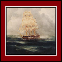 SHIPS ON T-SHIRTS