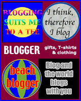 BLOGGER T-SHIRTS & GIFTS